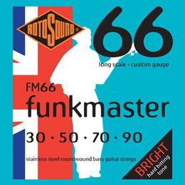 Rotosound FM66 Funkmaster 30-90