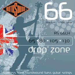 Rotosound RS66LH Drop Zone 65-130