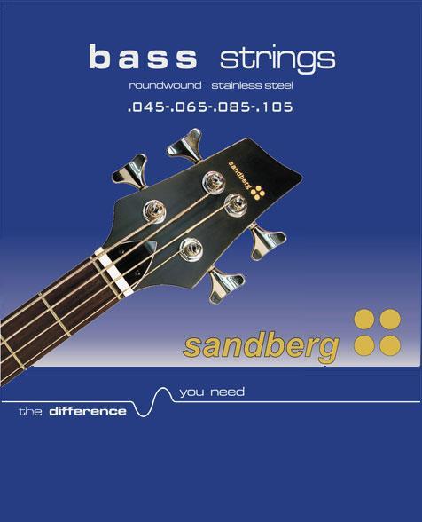 Sandberg Saiten BS4-45 45-105