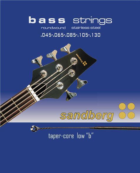 Sandberg Saiten BS5-45 45-130