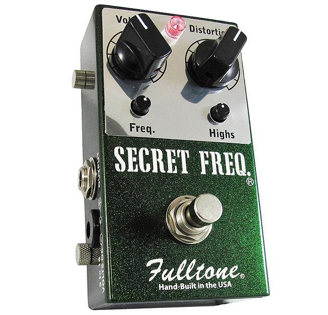 Fulltone Secret Freq Pedal