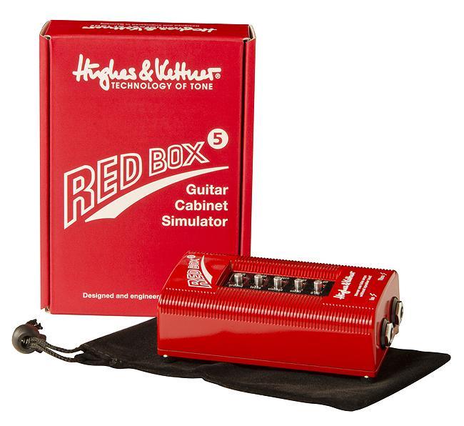 Hughes & Kettner Red Box MK5