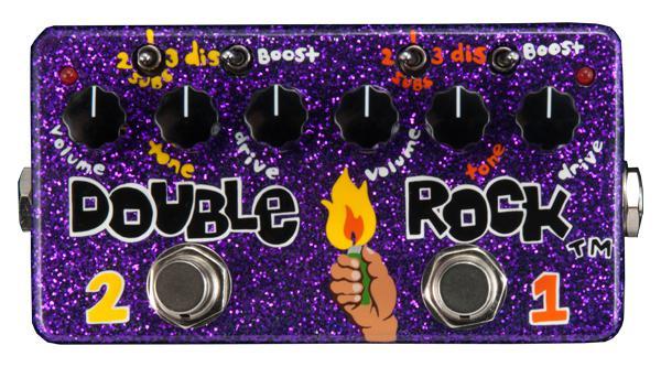 Z-VEX Double Box of Rock