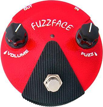 Dunlop Fuzz Face Mini Germanium Red