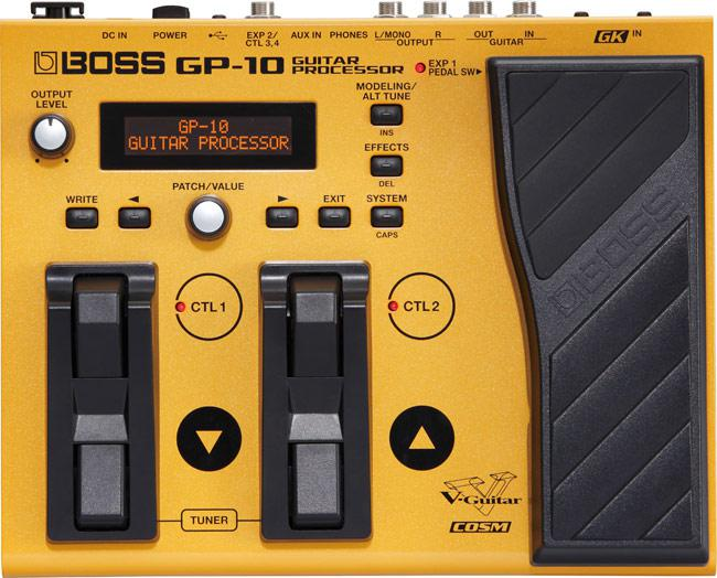 Boss GP-10GK Set