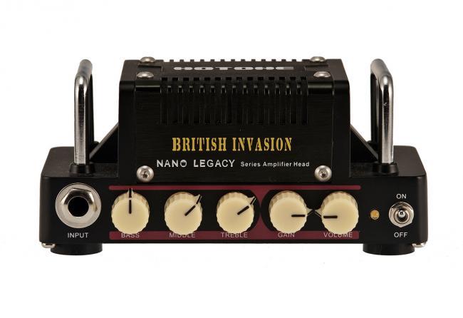 HoTone Mini-Amp British Invasion