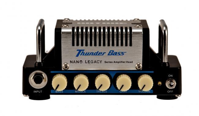 HoTone Mini-Amp Thunder Bass