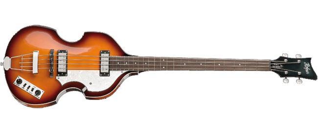 Höfner Ignition Violin Bass vsb