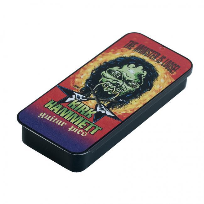 Dunlop Kirk Hammett Tin