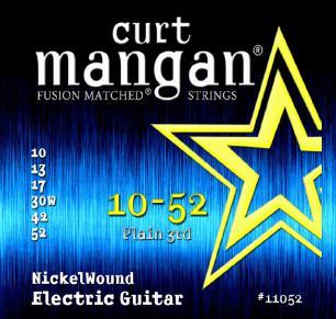 Curt Mangan Nickel Wound 10-52