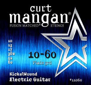 Curt Mangan Nickel Wound 10-60
