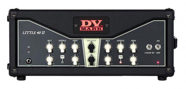DV Mark Little40 II