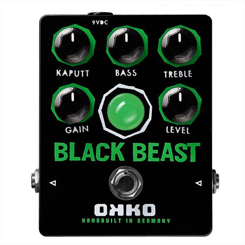 Okko Black Beast Fuzz/Distortion