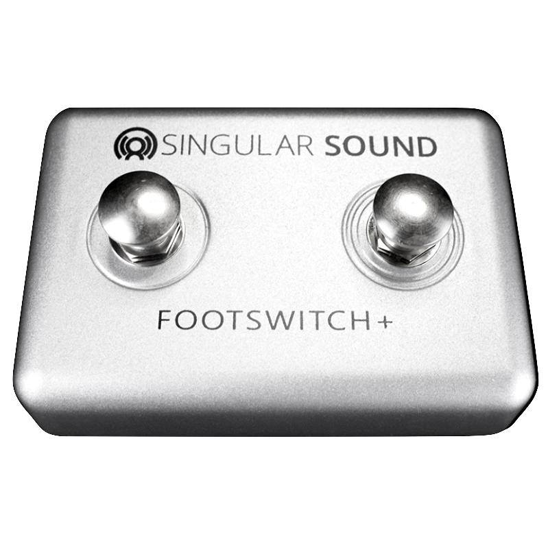 Singular Sound BeatBuddy Footswitch plus