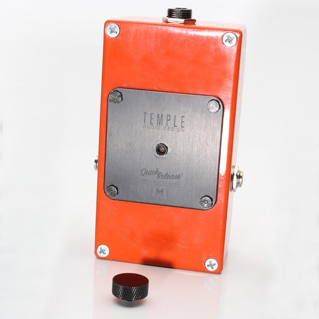 Temple Quick Release Mounting Plate medium