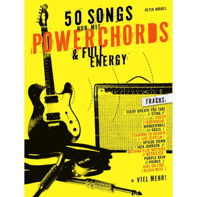 50 Songs nur mit Powerchords & Full Energy