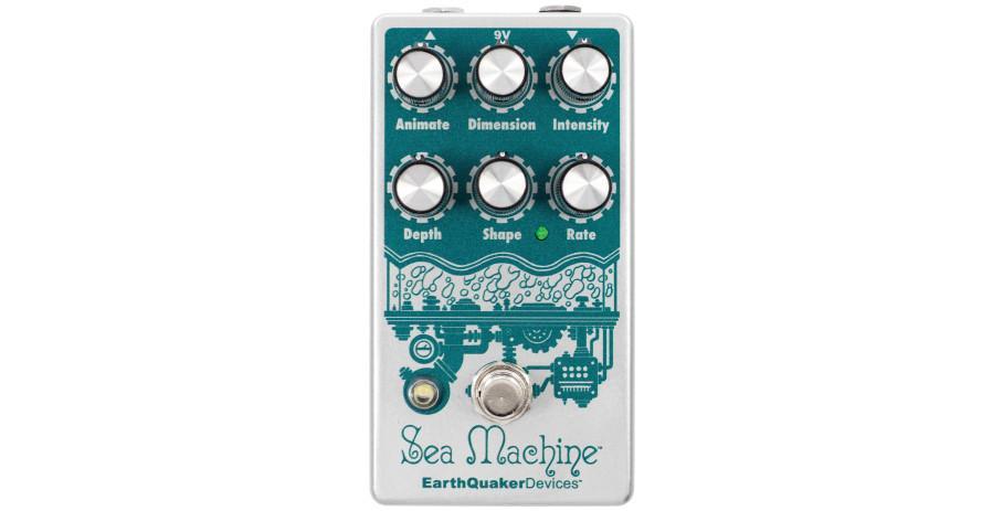 Earthquaker Devices Sea Machine V3 Super Chorus