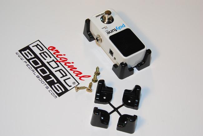 Pedalboots Flex 4 Tiny Pedal black
