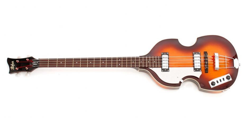 Höfner Violin Bass Ignition sunburst lefthand