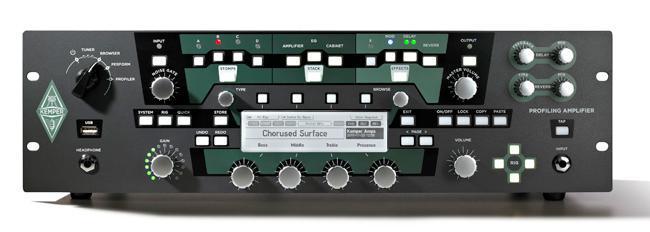 Kemper Profiler PowerRack + Profiler Remote Set