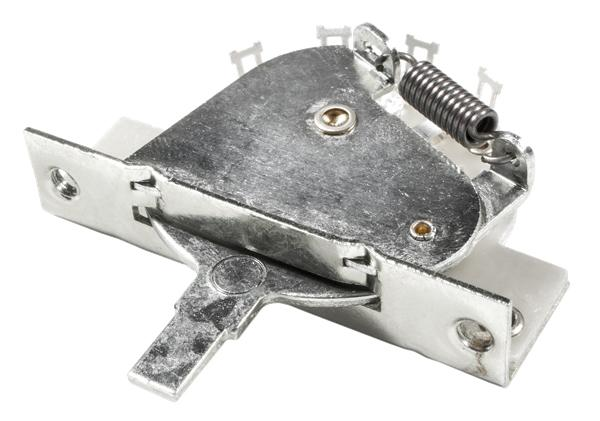 Fender Pure Vintage 3-Position Pickup Selector Switch with Mounting Hardware