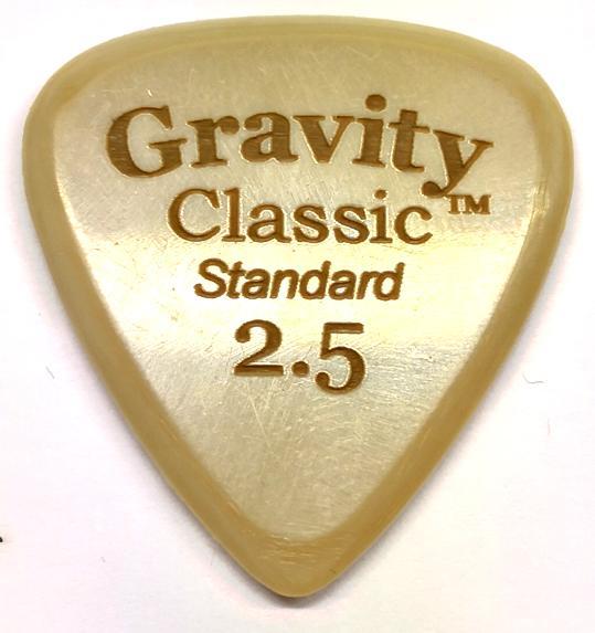 GRAVITY Gold-Series Classic Standard 2,5