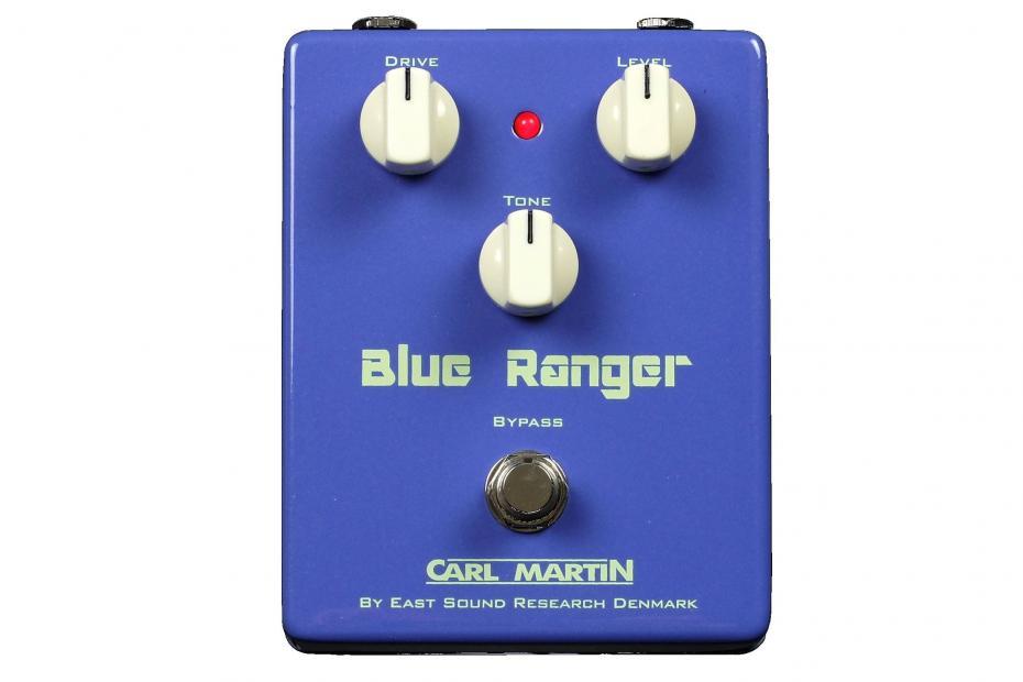 Carl Martin Blue Ranger Distortion