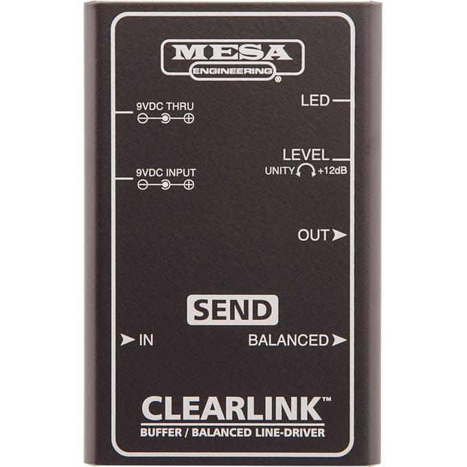 Mesa Boogie Pedal Clearlink Send B-Stock