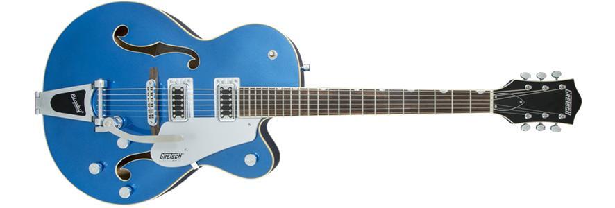 Gretsch G5420T Hollowbody fairlane blue