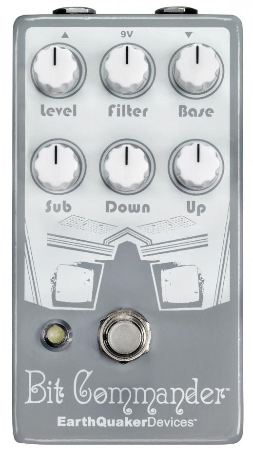 EarthQuaker Devices Bit Commander V2  Guitar Synthesizer