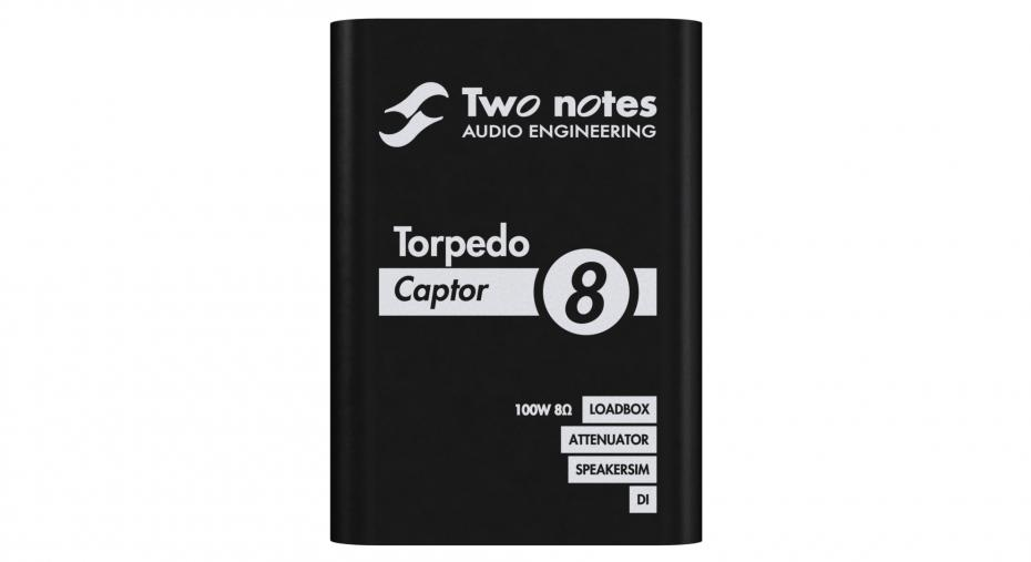 Two Notes Torpedeo Captor 8 Ohm