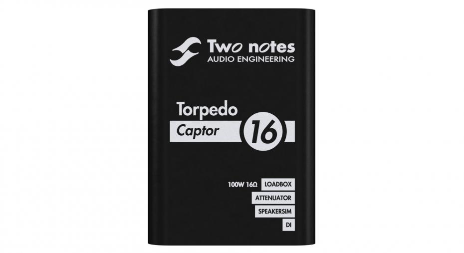 Two Notes Torpedo Captor 16 Ohm