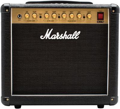 Marshall DSL5CR Reissue Combo