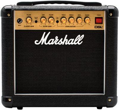Marshall DSL1CR Reissue Combo