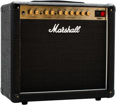 Marshall DSL20CR Reissue Combo