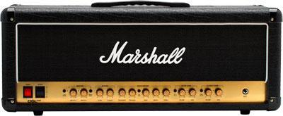 Marshall DSL100HR Reissue Head