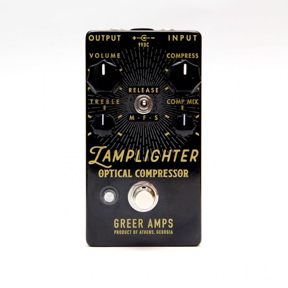 Greer Amps Lamplighter Compressor