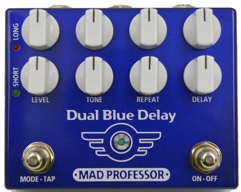 Mad Professor Dual Deep Blue Delay