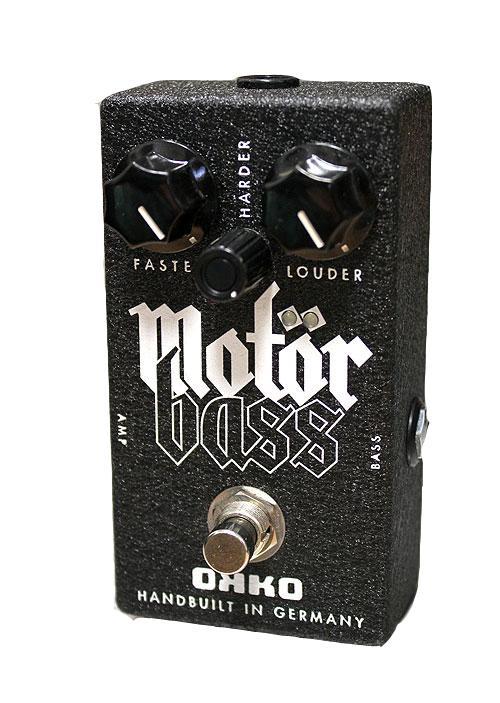 Okko Motörbass Rock'n'Roll Bass Distortion