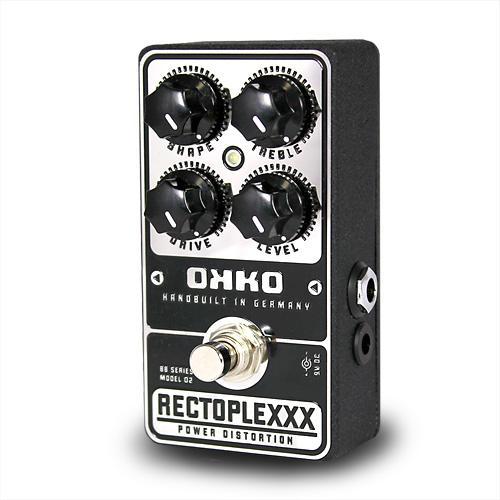 Okko BB-02 Rectoplexxx Distortion
