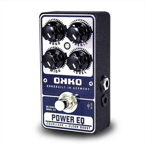 Okko BB-03 Power EQ Boost/EQ