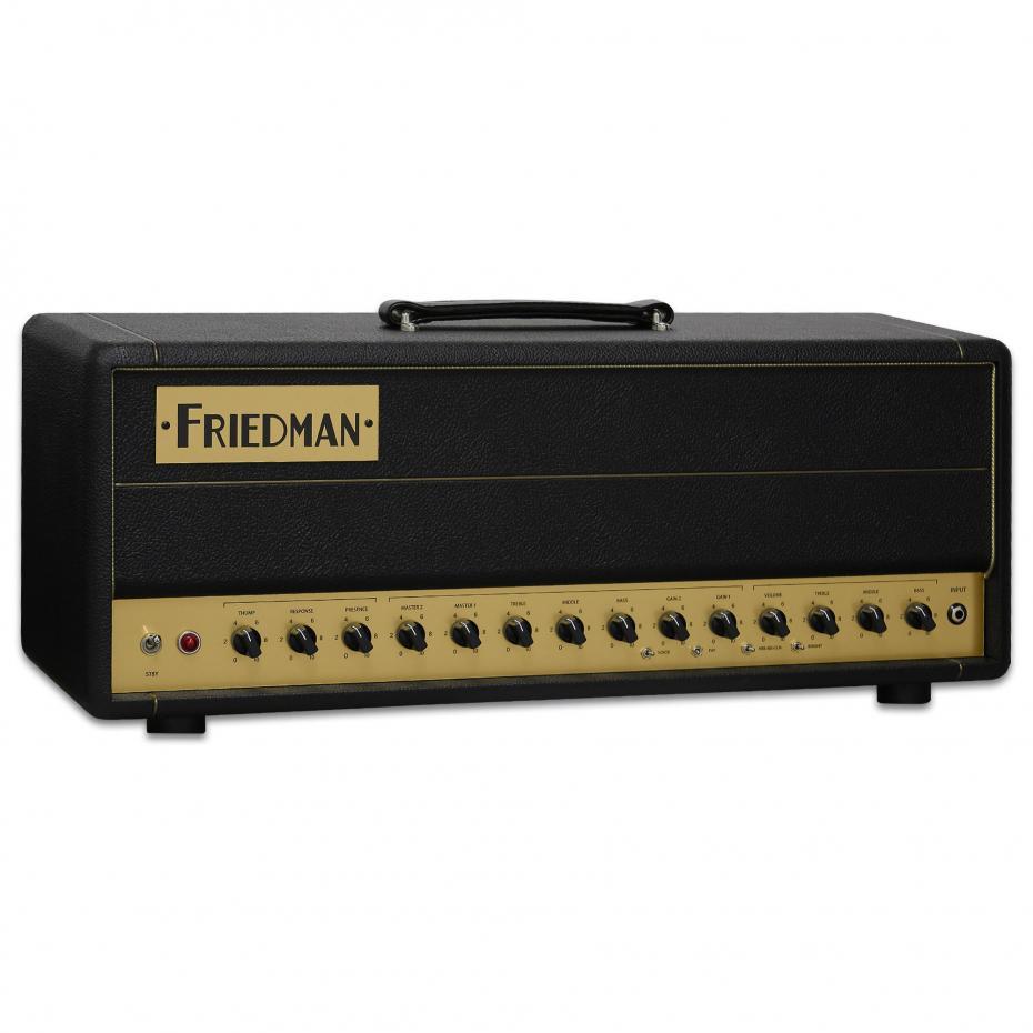 Friedman BE 50 Deluxe Three Channel - 50 Watts - Handwired