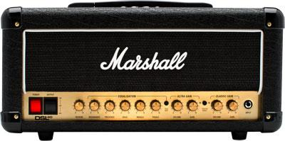 Marshall DSL20HR Reissue Head 20W
