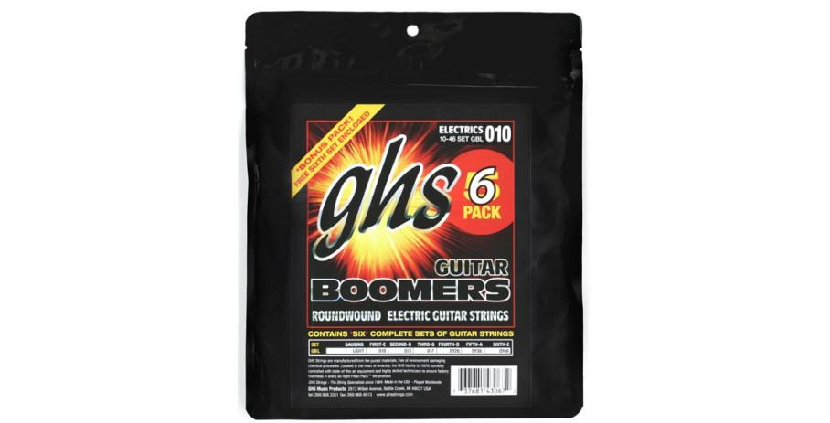 GHS Boomers GB L 010-046 6-Pack