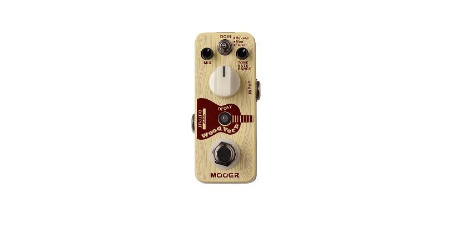 Mooer Woodverb Acoustic Reverb Pedal