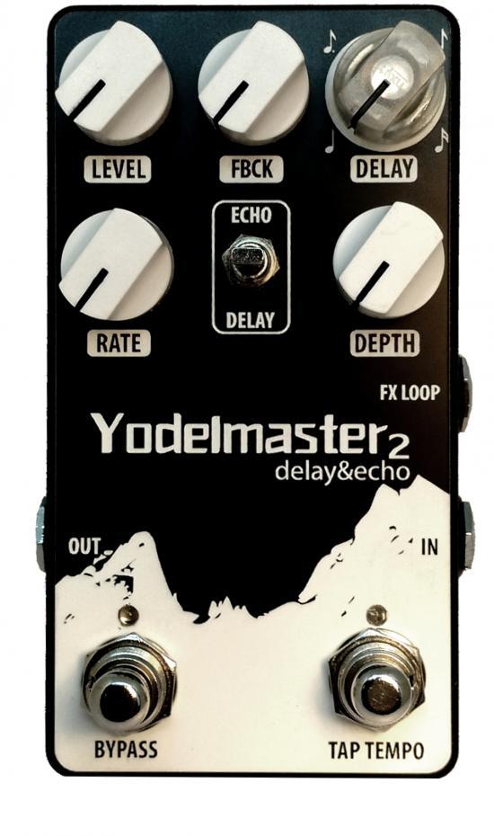 Servus! Yodelmaster 2 delay&echo