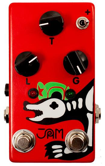 Jam Pedals Red Muck MKII