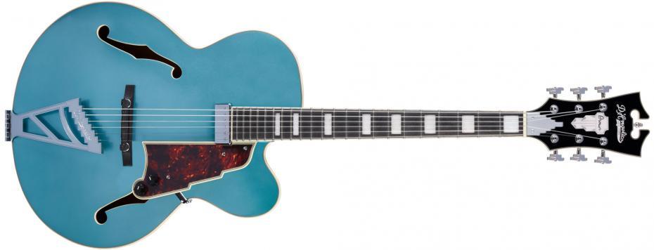 DAngelico PREMIER EXL-1 ocean turquoise