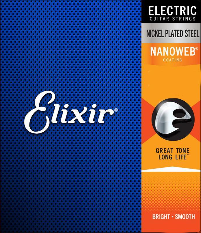 Elixir NanoWeb 12062 Light 8-String  10-74