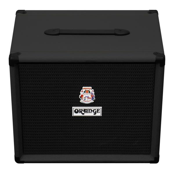 Orange OBC112 Black Bassbox